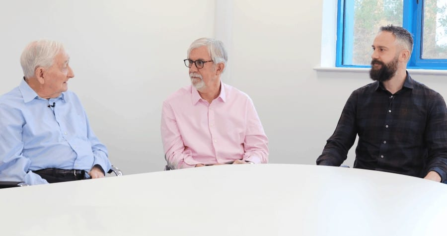 ReAgent are making a video about their company history as a chemical manufacturer since 1977