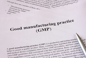 ReAgent's New Business Plan: QSHE - Good Manufacturing Practice (GMP)