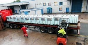 ReAgent's new water treatment plant begins production - now producing pallet quantities of water