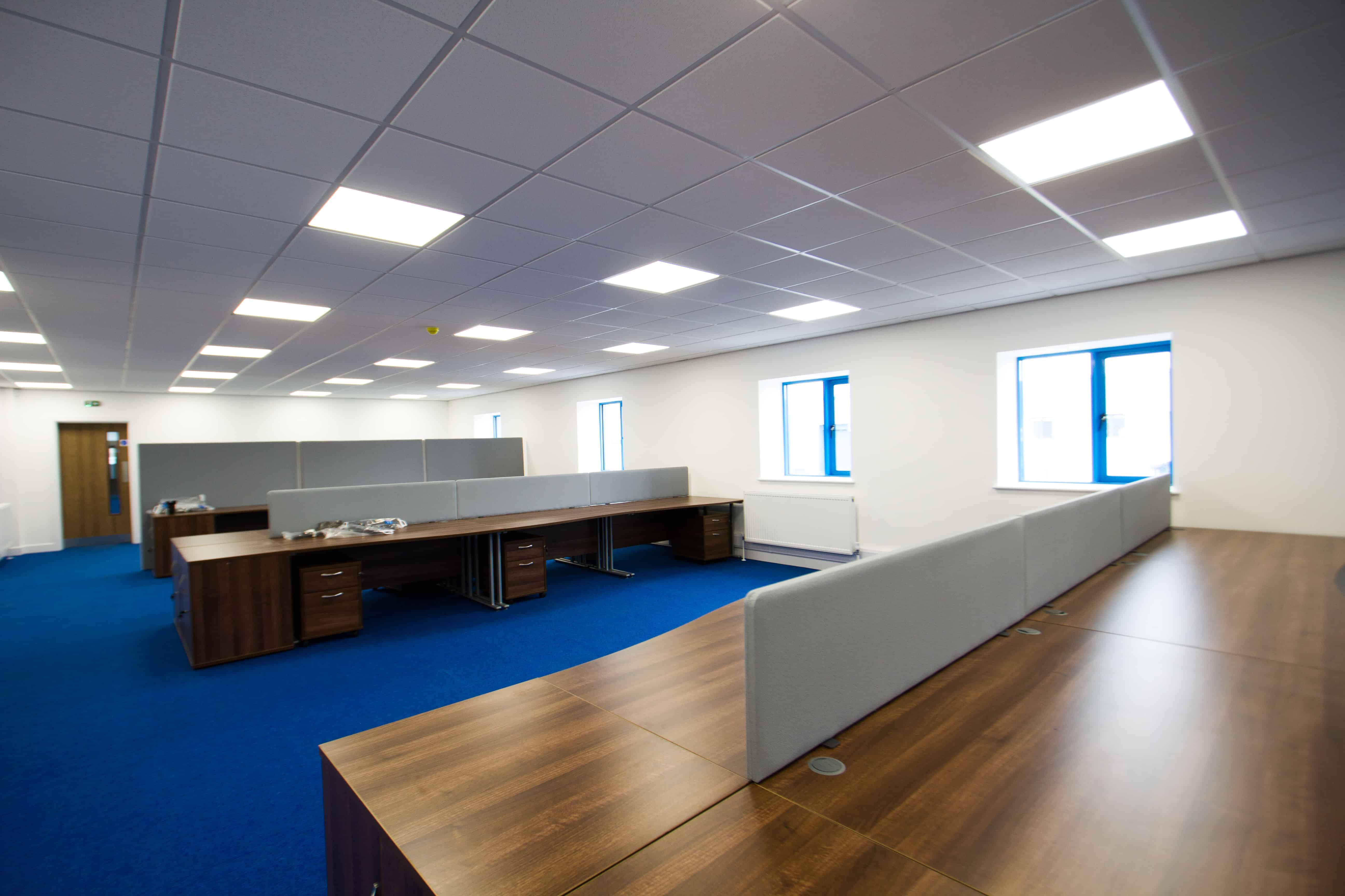 The new open office at ReAgent, Investors in People