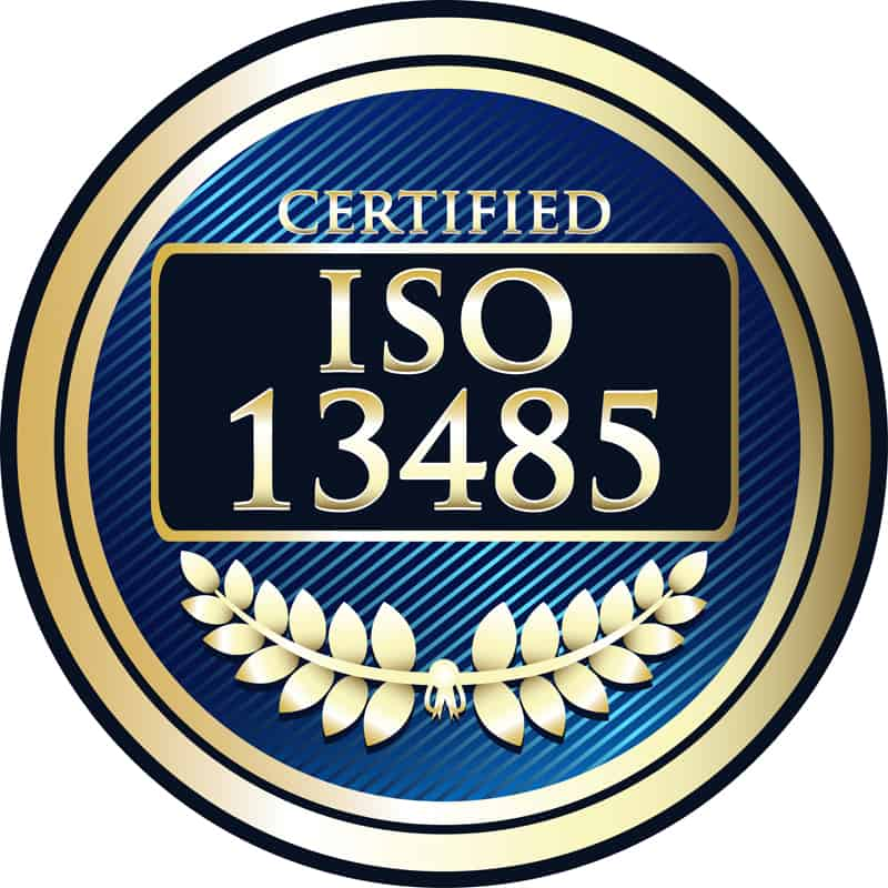 ReAgent has been accredited to ISO 13485 - making in vitro diagnostic reagents for medical devices