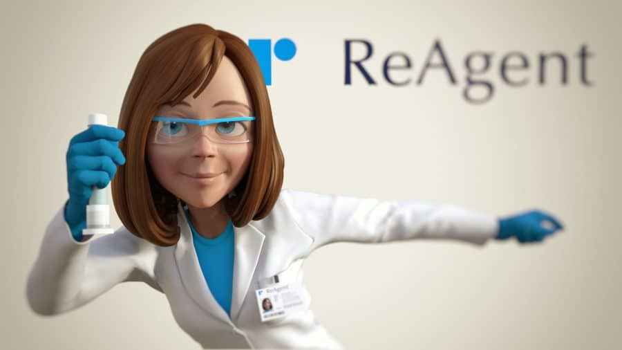 Meet Rachel, ReAgent's expert chemist on a new set of informative videos